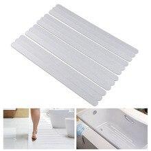 Strisce antiscivolo adesivi per doccia strisce di sicurezza per bagno strisce antiscivolo trasparenti adesivi per vasche da bagno doccia scale pavimenti