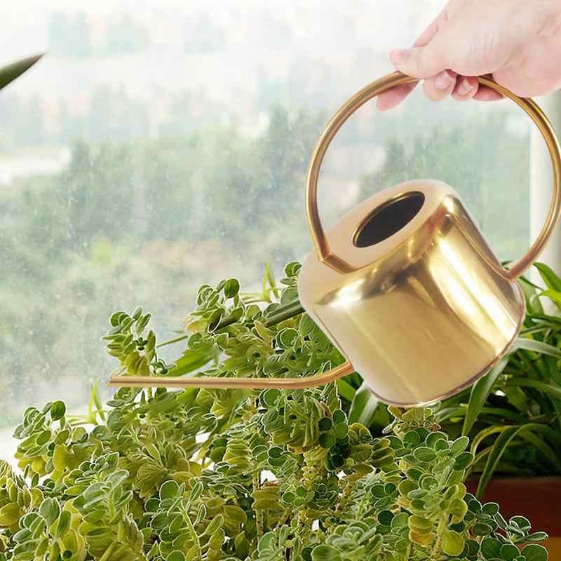 European Gardening Watering Can Pot