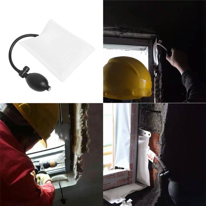 Надувной воздушный насос авто ремонт автомобиля окна двери ключ потерянный воздушный клин подушка безопасности