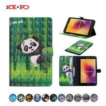 Case For Samsung Galaxy Tab A 8.0 T380 T385 SM-T380 2017 Cover Funda Tablet PU Leather Folding Flip Stand Shell Cases SM-T385 ultra thin for samsung galaxy tab a 8 0 2017 t380 t385 sm t380 sm t385 soft tpu back cover case silicone slim protective skin