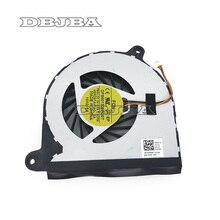 Ноутбук Процессор вентилятор охлаждения для Dell 17R 5720 3760 7720 17r-5720 Процессор Вентилятор охлаждения