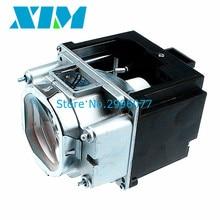 Высококачественная VLT-XL7100LP Замена лампы проектора с корпусом для Mitsubishi XL7100U WL7200U UL7400U