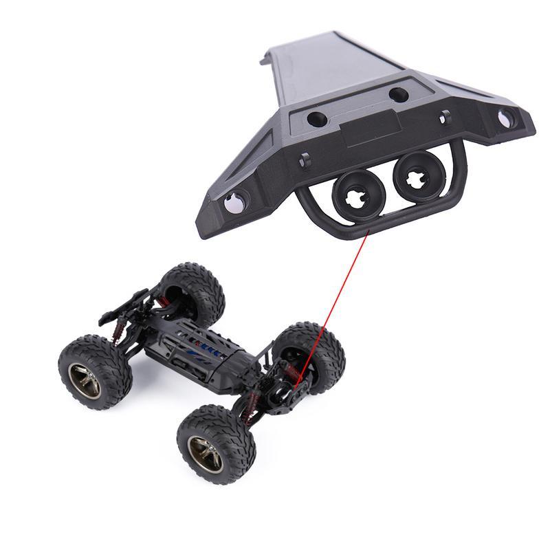 15 SJ04 Front Bumper Block Car Parts For S911\/S912 RC Car 100% Original Front Bumper Block RC