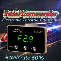 Pedal box throttle response controller car for BENTLEY BROOKLANDS for PORSCHE CAYENNE