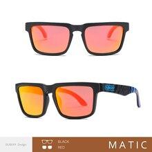 74d182608 MATIC Tons Vermelhos Geeker Políticas Esportes Polarizados Piloto Verão  Dubery Vr46 Hawker Óculos De Sol Ken