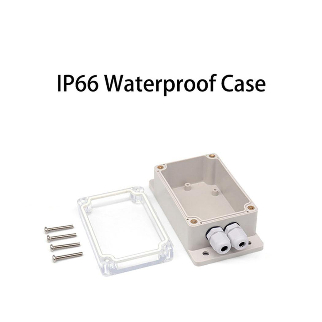 Beautiful Sonoff Ip66 Waterproof Cover Case For Sonoff Basic Wifi Switch/pow/dual/th16/g1 Smart Home Without Return Smart Electronics