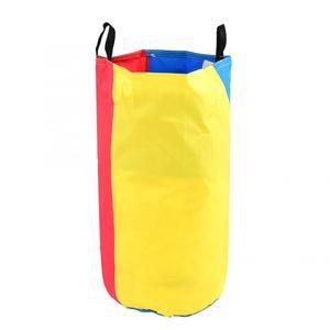 Coloré enfants adulte sautant sac de course Sports de plein air sautant sac de course entraînement amusant course jeu sautant sac jouant jouets