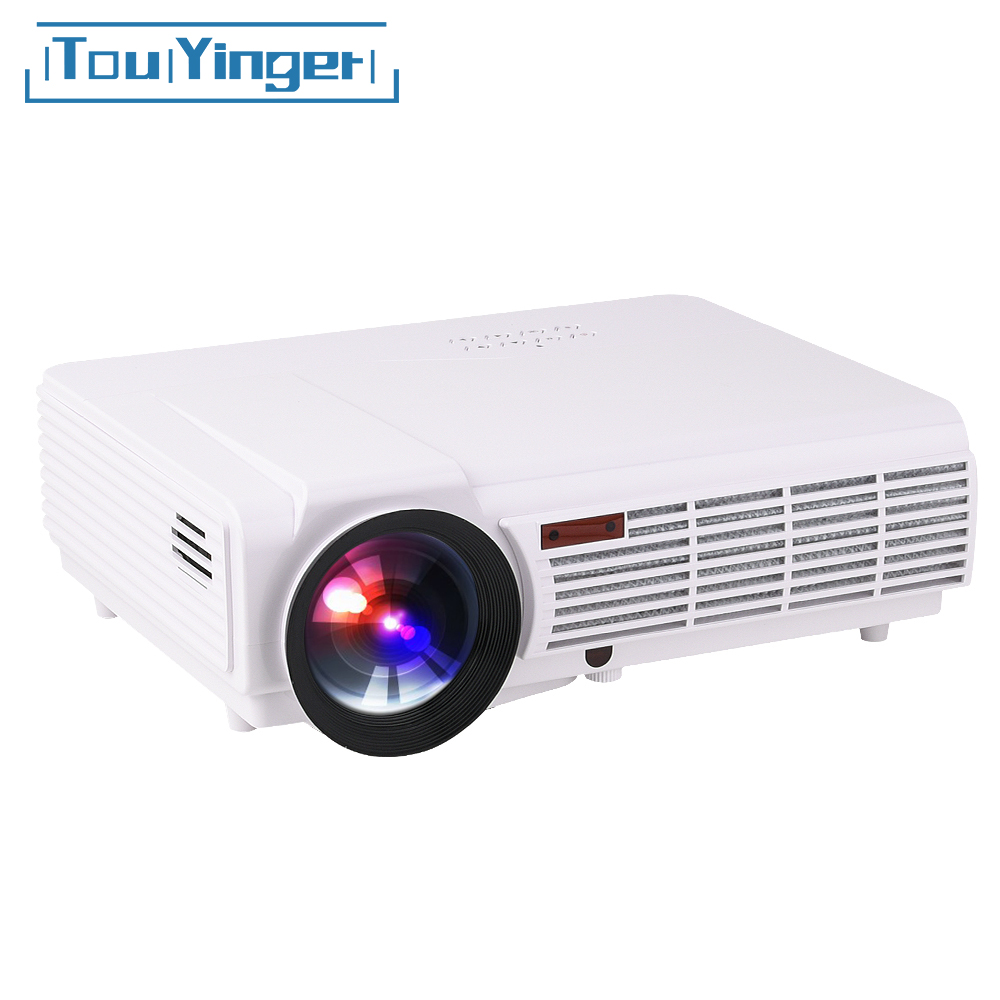 LED96 BT96 projector Android wifi 1280 800 Full HD 1080p Video 3D LED Home Projector lcd