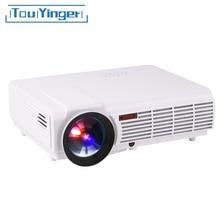LED 96 + BT96 projecteur Android wifi 1280*800 Full HD 1080 p vidéo 3D LED projecteur à domicile lcd projecteur VGA Pls lire le bug dans les détails