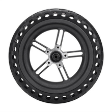 8.5 Inch Damping Solid Tyres Hollow Non-Pneumatic Wheel Hub And Explosion-Proof Tire Set For Xiaomi Mijia M365 Electric Scoote xiaomi mijia m365 electric scooter skateboard damping solid tyres with wheels hub hollow non pneumatic tires for rear wheel