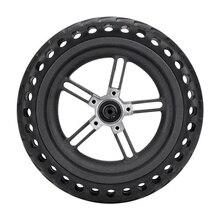 8.5 אינץ דעיכת צמיגים מוצקים חלול שאינו פנאומטי גלגל רכזת ופיצוץ הוכחה צמיג סט לxiaomi Mijia m365 Scoote חשמלי
