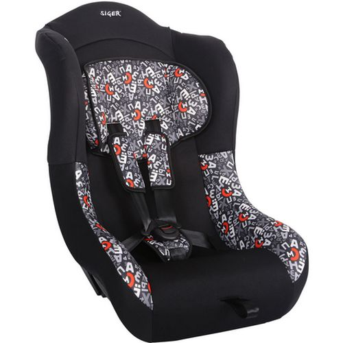 Car Seat SIGER ART Totem alphabet, 0-4 years old, 0-18 kg, group 0 +/1 (KRES0301) car seat siger art диона alphabet 0 7 years old 0 25 kg group 0 1 2 kres0467