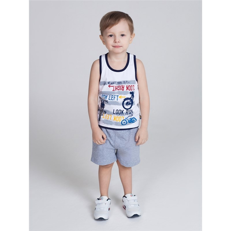 Shorts Sweet Berry Shorts knitted for boys children clothing striped tape side legging shorts