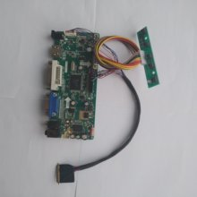 VGA Aduio LCD LED HDMI DVI LVDS controller driver board display for 17.3″ 40pin B173RW01 V3/V0 1600X900 Panel Monitor