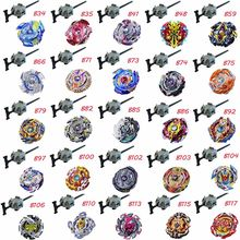 Toupie Beyblades Metal Fusion Beyblade B113 Top Blayblade lanzador Metal Burst Bey Blade Launcher Bayblade Toys For Children(China)