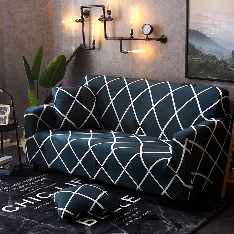 24 Kleuren Stretch Sofa Cover Meubels Protector Polyester Loveseat Sectionele Bank Hoes Bank Handdoek Canape Salon 37 Delicious In Taste