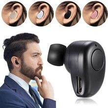 S530 Plus Mini Wireless In-Ear Earphone Bass Bluetooth Headset Hands Free Earphones Stereo Auriculares Earbuds For Smart Phones цены