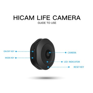 Image 2 - H6 DV/Wifi كاميرا ip صغيرة في الهواء الطلق ليلة نسخة كاميرا دقيقة كاميرا فيديو صوت مسجل فيديو الأمن hd كاميرا لاسلكية صغيرة