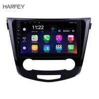 Harfey Car Multimedia Player For 2016 Nissan Qashqai 2 Din 10.1 Android bluetooth Radio Stereo GPS Navigation Head Unit Stereo