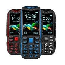 KUH T3 Русская клавиатура мобильного телефона 3800 мАч батарея Мощность банк двойной высокий фонарик быстрого набора прочный двойной sim сотовый телефон