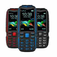 KUH T3 Russian keyboard Mobile Phone 3800mAh battery Power Bank Dual High Flashlight Quick Dial Rugged Dual sim Cell phones