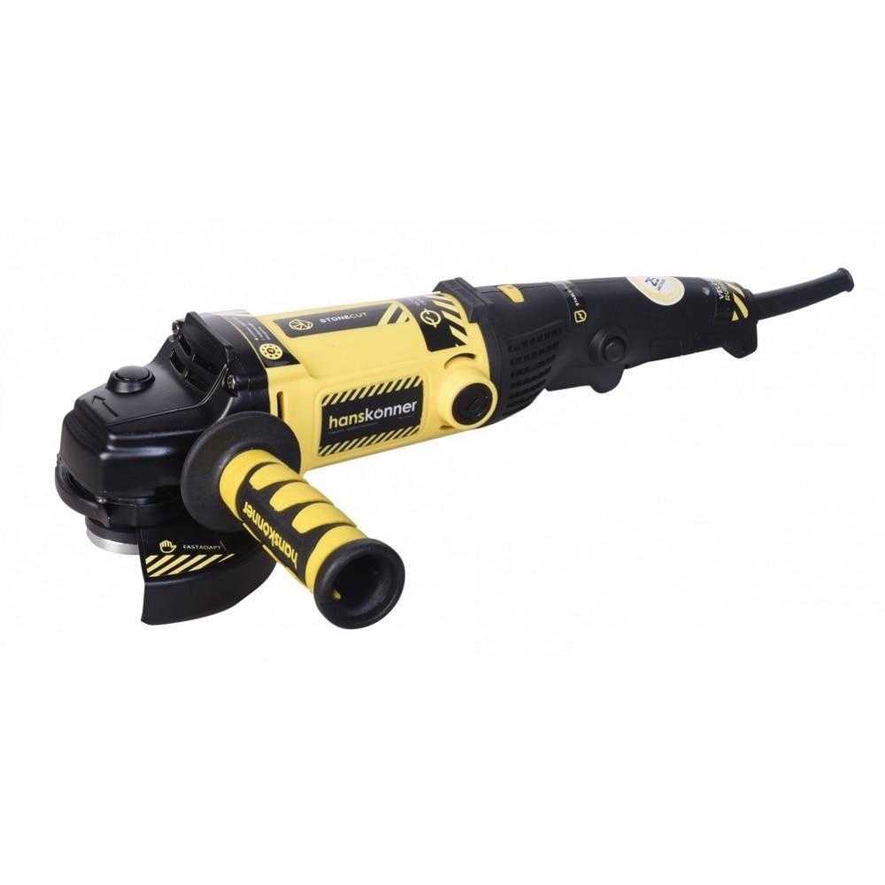 Angle grinder Hanskonner HAG12125EC kalibr mshu 125 955 electric angle grinder polisher machine hand wheel grinder tool