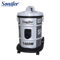 Large capacity vacuum cleaner dust collector filtration suction device aspirator Sonifer