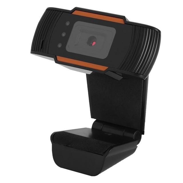 HD Web Camera Máy Tính MÁY TÍNH 12.0 M Điểm Ảnh Video HD Webcam với Micro Lấy Nét Tự Động 3 Đèn LED cho Ban Đêm sử dụng
