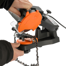 Electric Chainsaw Chain 4800RPM 85W 220V-230V Sharpener Grinder Grinding Machine Portable Garden Tools for Industrial Use цена и фото