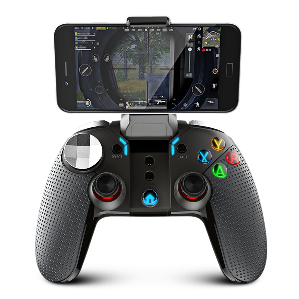IPEGA PG - 9099 Wireless Gamepad Bluetooth Controller With Telescopic Holder Support 6.2 Smart Phone Switch GamingIPEGA PG - 9099 Wireless Gamepad Bluetooth Controller With Telescopic Holder Support 6.2 Smart Phone Switch Gaming