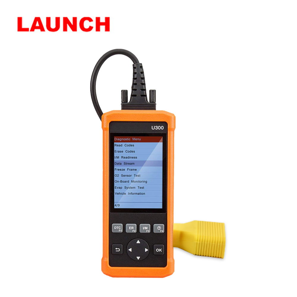 Back To Search Resultsautomobiles & Motorcycles Obliging Launch X431 U300 Obd Code Reader Diagnostic Tool Obdii Car Scanner Obd2 Engine Auto Scanner As Golo Easydiag 3.0 Pk Elm327 Usb