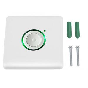 Image 1 - AC110 250V açık led ışık dokunmatik gecikme zamanlayıcı anahtarı 16 seviyeleri zamanlama ayarları döner anahtar aracı