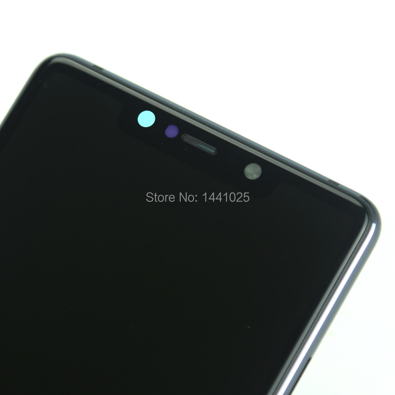 OTMIL 5,7 AMOLED для Meizu Pro 7 Plus дисплей сенсорный экран Рамка для MEIZU PRO7 Plus Мобильный телефон ЖК экран Замена для - 6