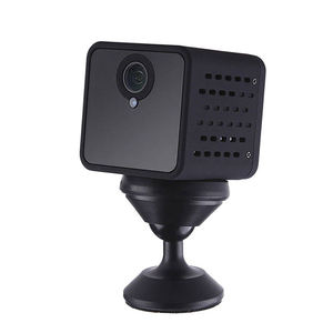 Image 1 - Wifi IP Mini Camera Draadloze Infrarood Body Camera Nachtzicht Bewegingsdetectie Mini DV Voice Video Recorder 1080P HD Camera f