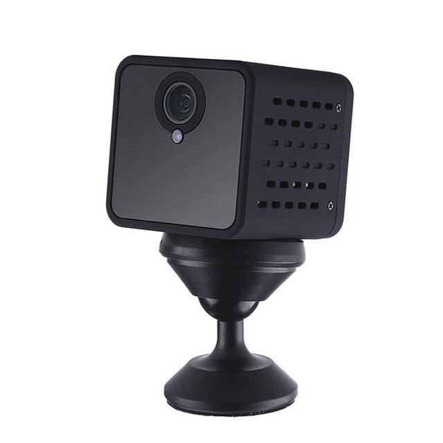 Wifi IP מיני מצלמה אלחוטי אינפרא אדום גוף מצלמה זיהוי תנועת מיני DV קול וידאו מקליט 1080P HD מצלמה f