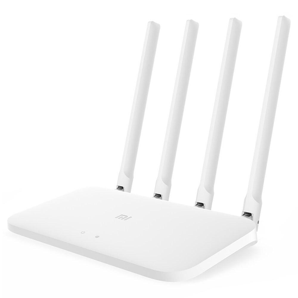 Xiaomi Mi 4A Wireless Router Gigabit Edition 2.4GHz + 5GHz WiFi High Gain 4 Antenna Support IPv6Xiaomi Mi 4A Wireless Router Gigabit Edition 2.4GHz + 5GHz WiFi High Gain 4 Antenna Support IPv6