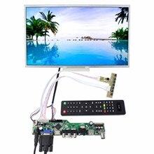 14 дюймов 1366X768 ЖК-экран с HDMI VGA AV USB ЖК-плата контроллера