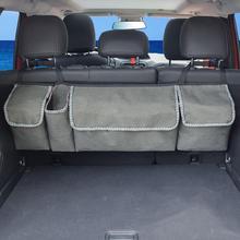 Прочный багажник автомобиля сумка для хранения спинки сиденья висит мешок Детская игрушка мешок для хранения мелочей контейнер износостойкие