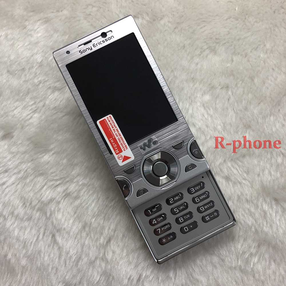 Original Refurbished Sony Ericsson W995 Mobile Phone 8MP 3G WIFI Unlocked Cellphone