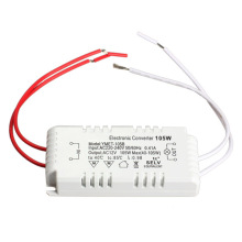 New 105W 12V Halogen Light LED Electronic Transformer Power Supply Driver  WXV Sale