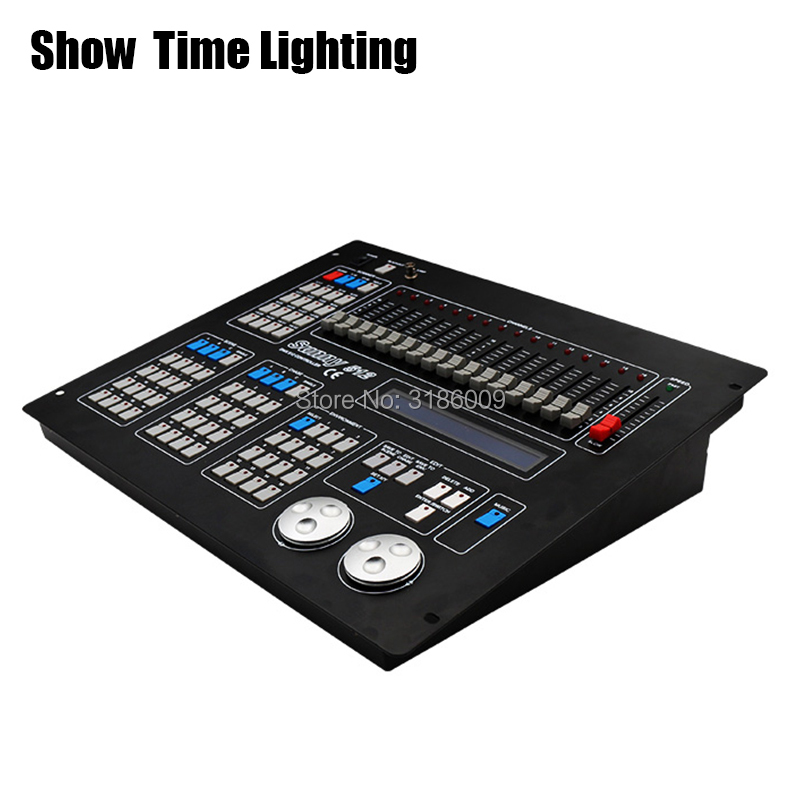 Hot sale New Sunny 512 DMX Controller Stage equipment DMX512 Master console for XLR-3 signal led par beam moving head