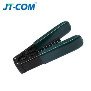 Image 3 - 3 in1Splice ไฟเบอร์ออปติกชุดเครื่องมือ CFS 3 Fiber Optic Stripper + FTTH DROP CABLE Stripper + ไฟเบอร์ออปติก Kevlar กรรไกร