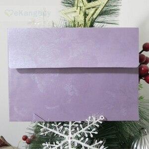 Image 5 - White Floral Embossed Envelope Invitation Gift Envelopes
