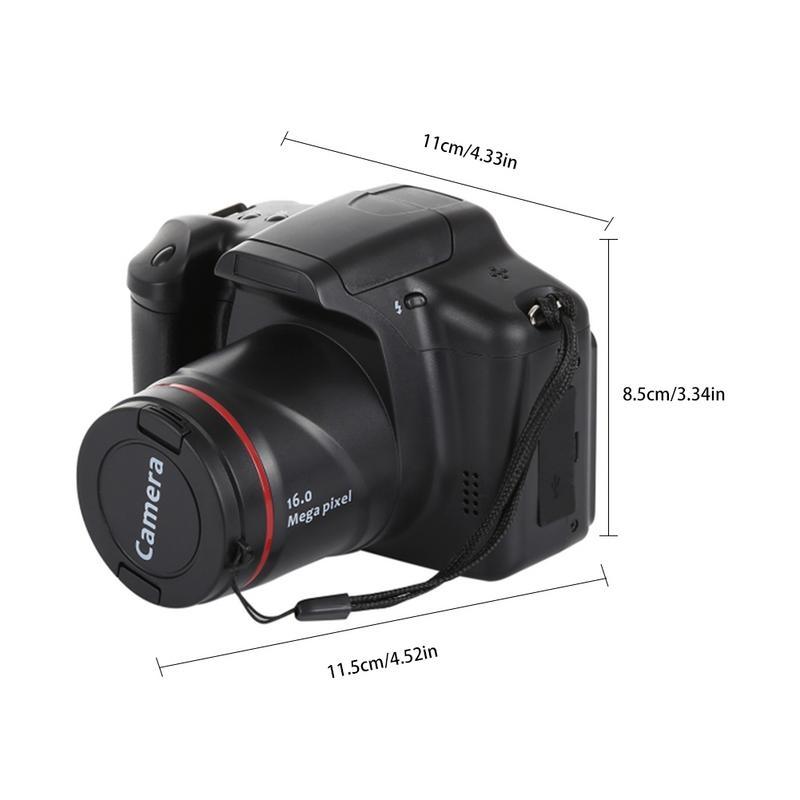 Best Price Portable Digital Camera Camcorder Full HD 1080P Video Camera 16X Zoom AV Interface 16 Best Price Portable Digital Camera Camcorder Full HD 1080P Video Camera 16X Zoom AV Interface 16 Megapixel CMOS Sensor Hot Sale