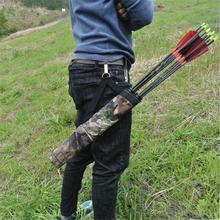Сумка для охоты 45*8,5 см, ткань Оксфорд, 4 цвета, колчан стрелы, 2 точки, на одно плечо, для стрельбы из лука, охоты