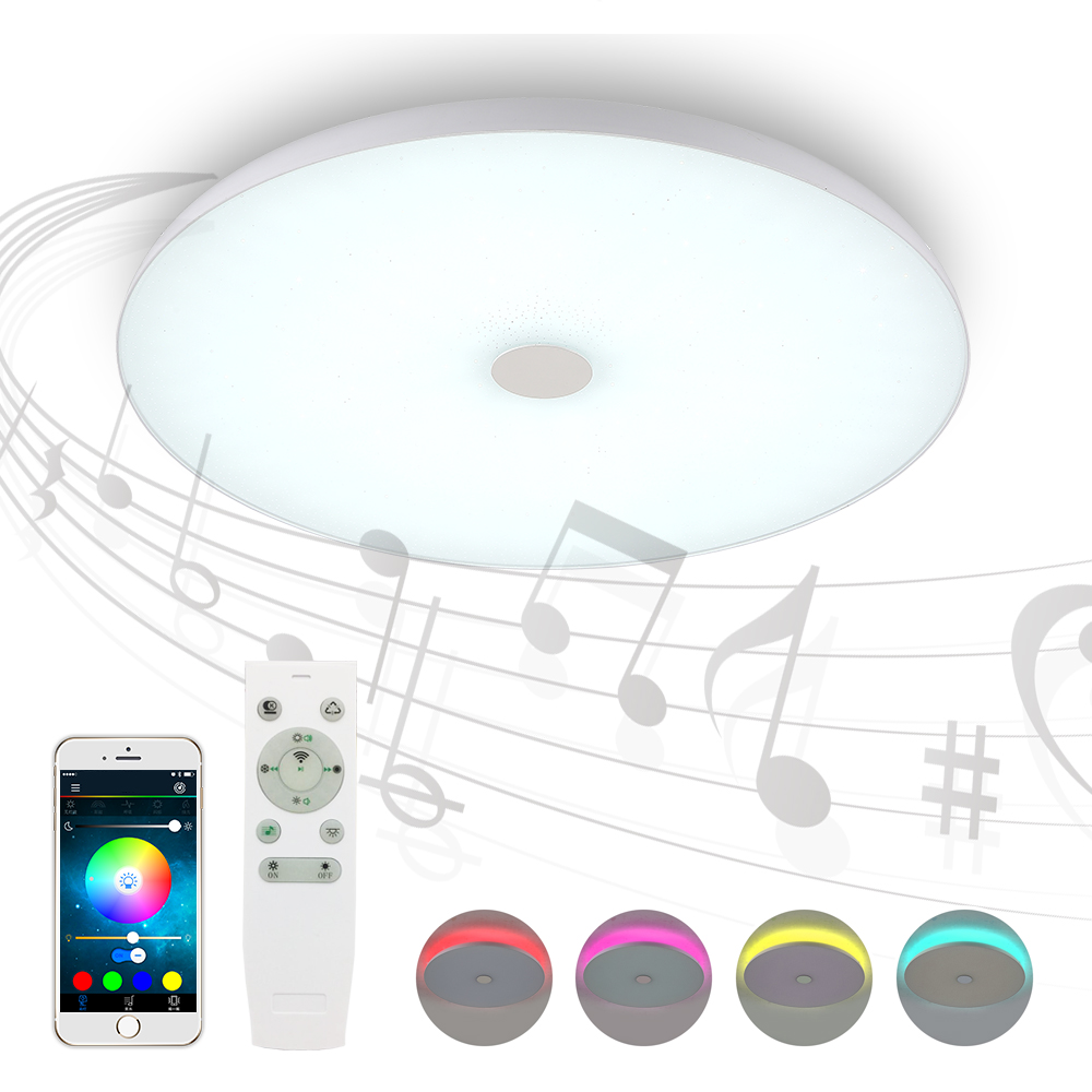 X1099 36 W LY YXXD Muziek Licht Converter Bluetooth Plafondlamp - 3