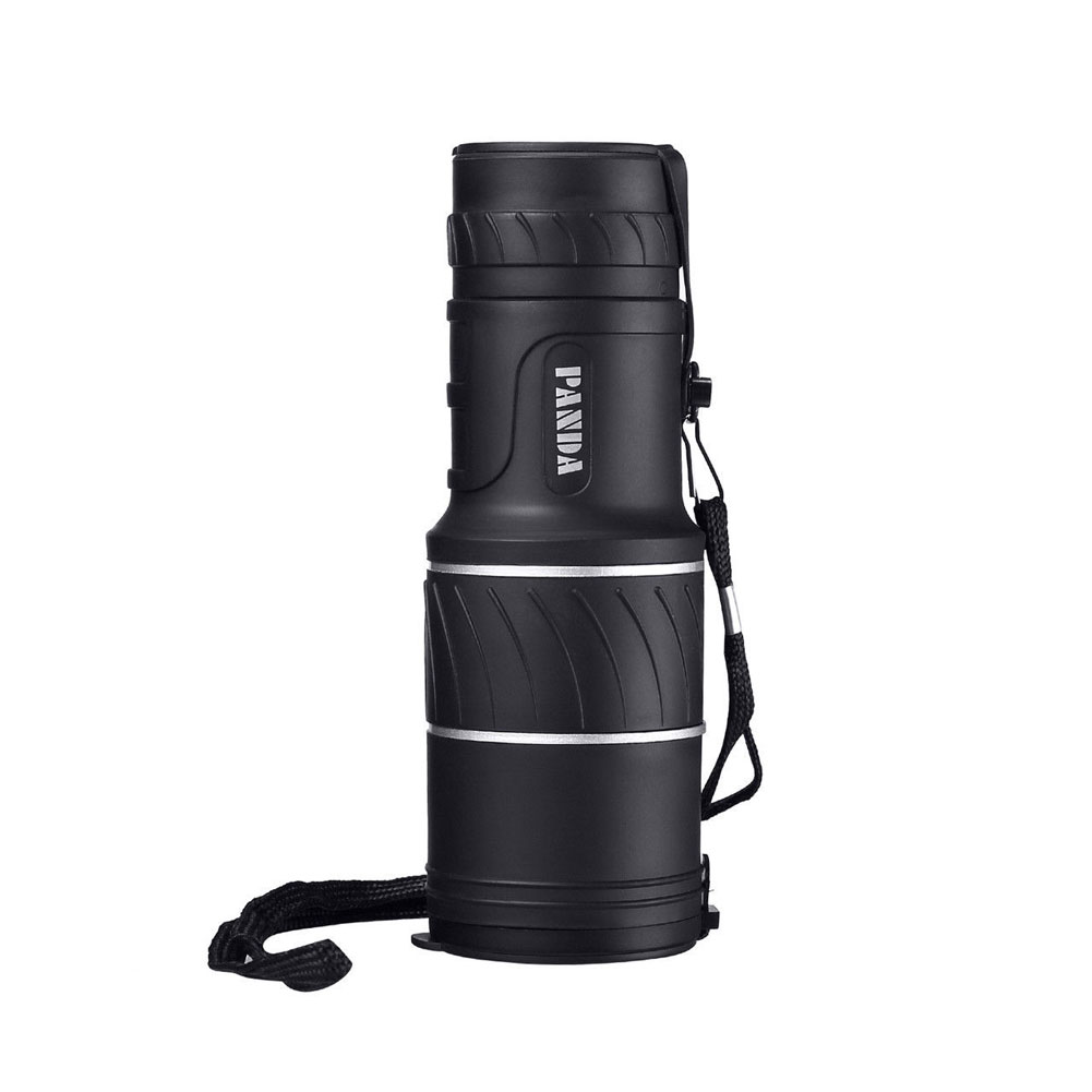 Image 4 - New 40x60 Mini Portable Night Vision Hunting Monocular Powerful Camping Telescope-in Monocular/Binoculars from Sports & Entertainment