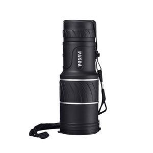 Image 4 - Nuovo 40x60 Mini telescopio da campeggio potente monoculare portatile per la visione notturna