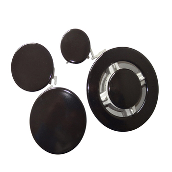 EARTH STAR SABAF rapid burner whole sets four pieces 55mm,75mm,100mm,130mm whole set with base and nozzle