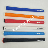 2019 New IOMIC Golf grips High quality rubber IOMIC Golf irons grips 6colors 10pcs /lot Golf grips Free shipping